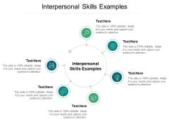 Interpersonal Skills Examples Ppt PowerPoint Presentation Layouts Structure Cpb