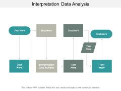 Interpretation Data Analysis Ppt PowerPoint Presentation Portfolio Display Cpb