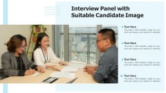 Interview Panel With Suitable Candidate Image Ppt Inspiration Summary PDF
