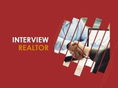 Interview Realtor Ppt PowerPoint Presentation Gallery