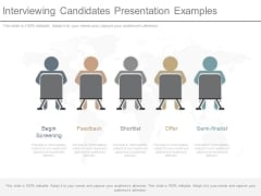 Interviewing Candidates Presentation Examples