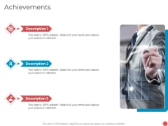 Introduce Yourself Achievements Ppt Layouts Designs Download PDF