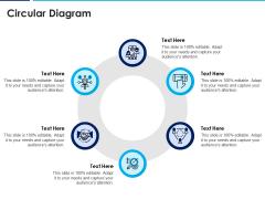 Introducing Inbound Marketing For Organization Promotion Circular Diagram Icons PDF