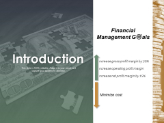 Introduction Business Ppt Powerpoint Presentation Infographics Example
