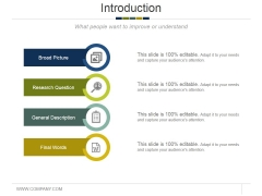 Introduction Ppt PowerPoint Presentation Infographic Template Aids