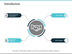 Introduction Ppt PowerPoint Presentation Summary Themes