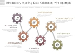 Introductory Meeting Data Collection Ppt Example