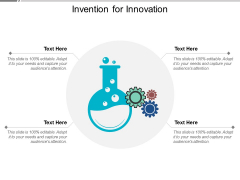 Invention For Innovation Ppt Powerpoint Presentation File Example