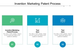 Invention Marketing Patent Process Ppt PowerPoint Presentation Portfolio Graphics Design Cpb