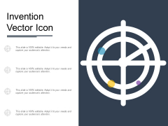 Invention Vector Icon Ppt Powerpoint Presentation Infographics Layouts