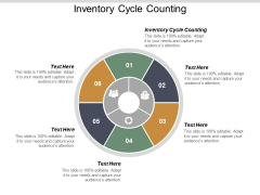 Inventory Cycle Counting Ppt PowerPoint Presentation Icon Topics Cpb