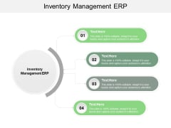 Inventory Management Erp Ppt PowerPoint Presentation Professional Deck Cpb