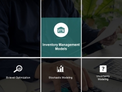 Inventory Management Models Ppt PowerPoint Presentation File Format