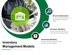 Inventory Management Models Ppt PowerPoint Presentation Outline Mockup