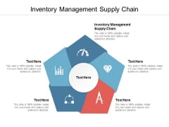 Inventory Management Supply Chain Ppt PowerPoint Presentation Professional Templates Cpb