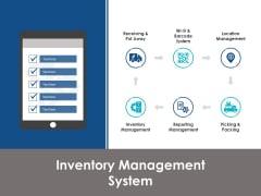 Inventory Management System Ppt PowerPoint Presentation Inspiration Background