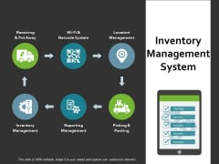 Inventory Management System Ppt PowerPoint Presentation Styles Templates