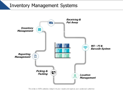 Inventory Management Systems Ppt PowerPoint Presentation Slides Examples