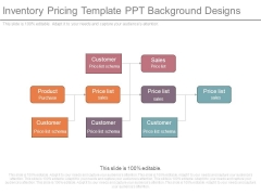 Inventory Pricing Template Ppt Background Designs