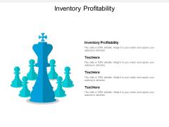 Inventory Profitability Ppt PowerPoint Presentation Summary Tips Cpb