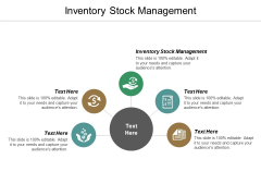 Inventory Stock Management Ppt PowerPoint Presentation Pictures Example