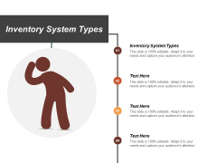 Inventory System Types Ppt Powerpoint Presentation Ideas Templates Cpb