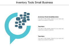 Inventory Tools Small Business Ppt PowerPoint Presentation Model Diagrams Cpb