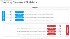 Inventory Turnover Kpi Metrics Manufacturing Control Ppt Model Background Image PDF