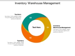 Inventory Warehouse Management Ppt PowerPoint Presentation Gallery Designs Download Cpb Pdf