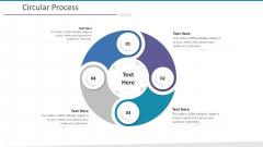Investigation For Business Procurement Circular Process Ppt Slides Example PDF