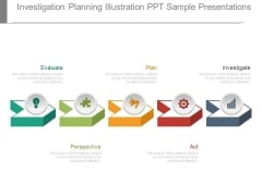 Investigation Planning Illustration Ppt Sample Presentations