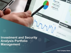 Investment And Security Analysis Portfolio Management Ppt PowerPoint Presentation Complete Deck With Slides