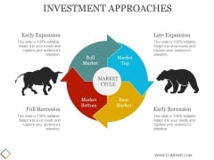 Investment Approaches Template 2 Ppt PowerPoint Presentation Slide Download