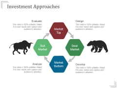 Investment Approaches Templates 2 Ppt PowerPoint Presentation Background Image
