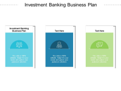 Investment Banking Business Plan Ppt PowerPoint Presentation Outline Inspiration Cpb Pdf