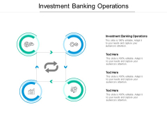 Investment Banking Operations Ppt PowerPoint Presentation Model Portrait Cpb Pdf