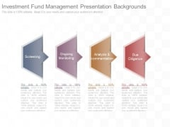 Investment Fund Management Presentation Backgrounds