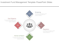 Investment Fund Management Template Powerpoint Slides
