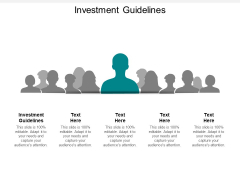 Investment Guidelines Ppt PowerPoint Presentation Inspiration Vector Cpb