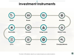 Investment Instruments Contribution Ppt PowerPoint Presentation Layouts Clipart Images