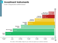 Investment Instruments Liquid Funds Ppt PowerPoint Presentation Inspiration Background Images
