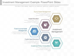 Investment Management Example Powerpoint Slides