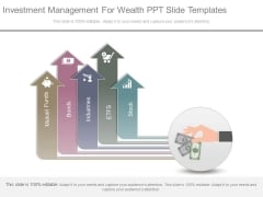 Investment Management For Wealth Ppt Slide Templates