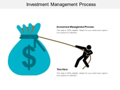Investment Management Process Ppt PowerPoint Presentation Outline Infographics Cpb