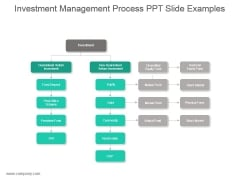 Investment Management Process Ppt Slide Examples