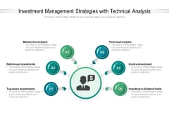 Investment Management Strategies With Technical Analysis Ppt PowerPoint Presentation Layouts Visual Aids PDF