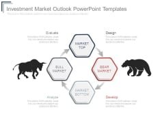 Investment Market Outlook Powerpoint Templates