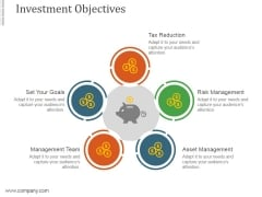 Investment Objectives Ppt PowerPoint Presentation Samples