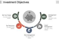 Investment Objectives Template 1 Ppt PowerPoint Presentation Styles Shapes