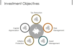Investment Objectives Template 2 Ppt PowerPoint Presentation Background Designs